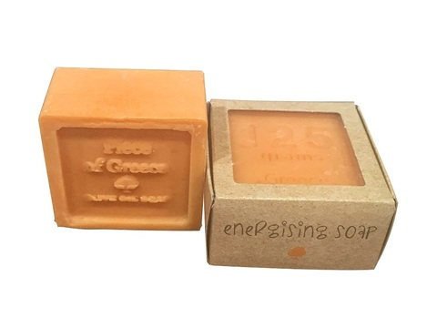 Критское мыло Energising soap
