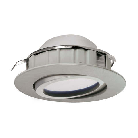 Светильник светодиодный встраиваемый регулируемый Eglo PINEDA 95849