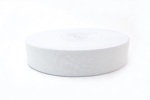 Резинка белая,3,5 см