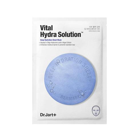 Dr. Jart+ Тканевая маска Dermask Water Jet Vital Hydra Solution, 1 шт