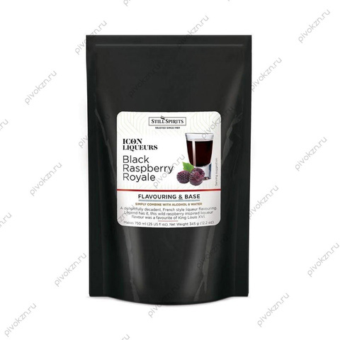 "Эссенция Still Spirits ""Black Raspberry Royale"" (Icon Liqueurs), на 750 мл"