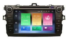 Магнитола Toyota Corolla 2007-2013 Android 8,0 4/64GB IPS DSP модель GF8105A