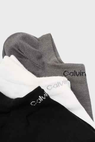 Мужские носки (3 пары) CK MEN LINER 3P NO CUSHION OWEN Calvin Klein