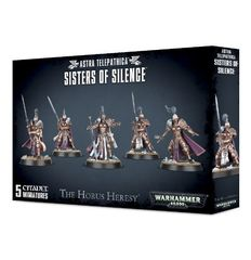 Sisters of Silence: Witchseeker Squad
