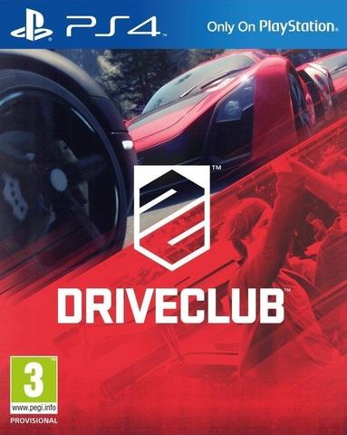 DriveClub (PS4, русская версия)