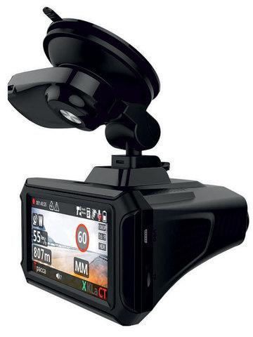 Комбо-устройство (видеорегистратор с радар-детектором и GPS) Blackview COMBO 1 GPS/GLONASS