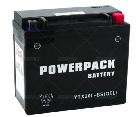 Аккумулятор Kimpex YTX20L-BS GEL