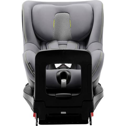 Автокресло Britax Roemer Dualfix M i-Size Cool Flow Silver