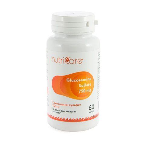 Глюказамин сульфат 750мг