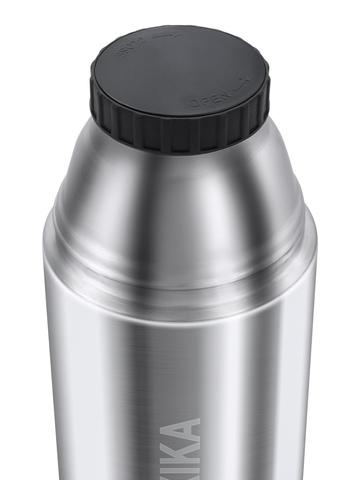Термос Relaxika 102 (1 литр), 2 чашки, стальной
