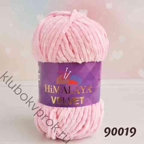 HIMALAYA VELVET 90019, Розовый