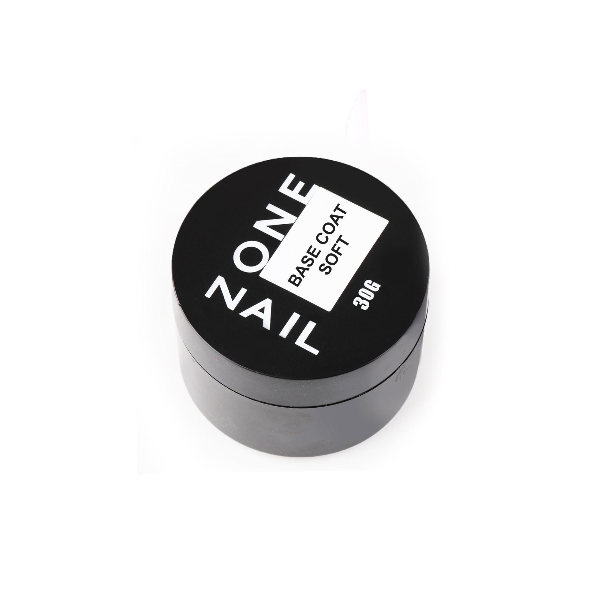 База ONENAIL Base Coat Soft шайба 30мл