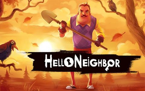 Hello Neighbor (для ПК, цифровой ключ)