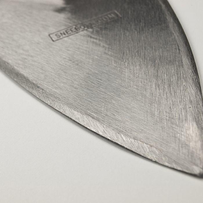 """Совок садовый посадочный """"Long"""" ручка из вишни Sneeboer"""