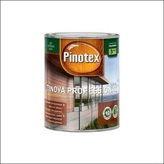 Сверхпрочное средство для защиты древесины Pinotex TINOVA (махагон)