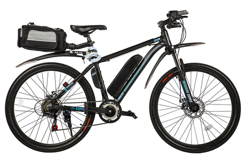 Велогибрид Kupper Unicorn LUX