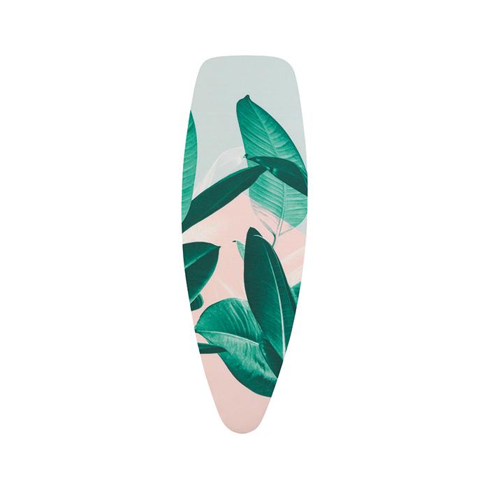 Чехол PerfectFit 135х45 см (D), 4 мм фетра + 4 мм поролона, Тропические листья, арт. 119088 - фото 1