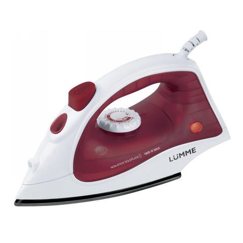 Утюг LUMME LU-1129 {new} бордовый гранат
