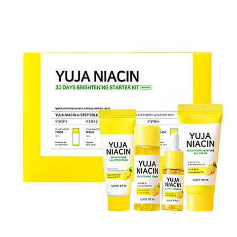 Yuja niacin 30Days Brightening Starter 4Kit