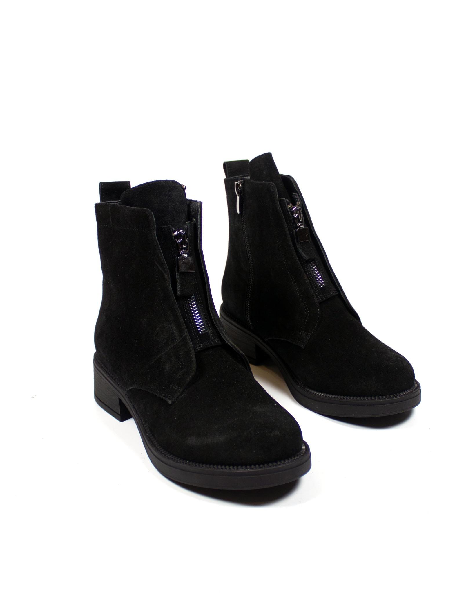 замшевые ботинки Magnoliya