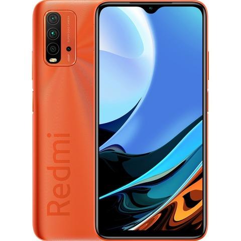 Смартфон Xiaomi Redmi 9T 4/128 GB NFC оранжевый
