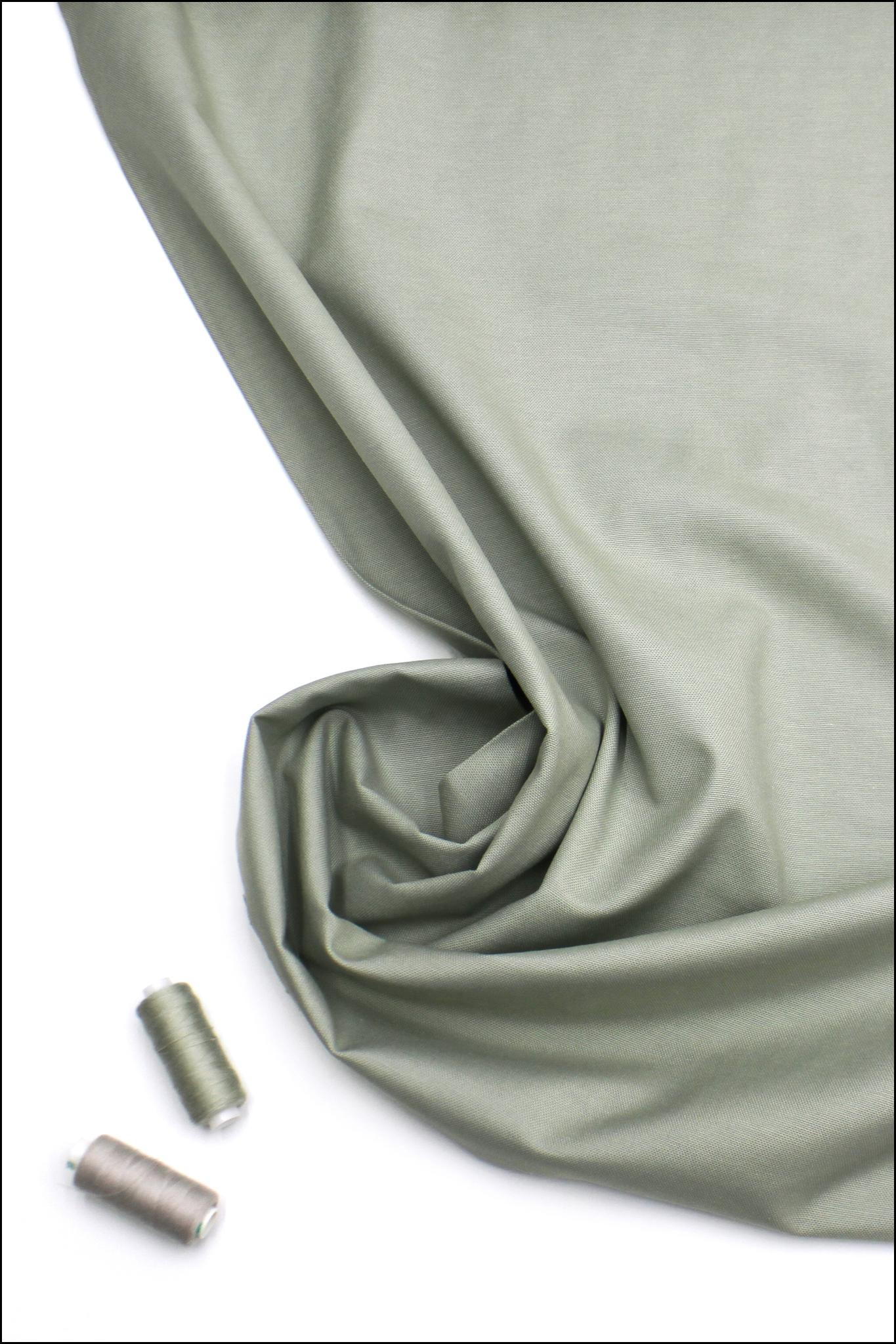Интерьерная ткань с тефлоновым покрытием,серый мох,180 см(Duck,Турция)