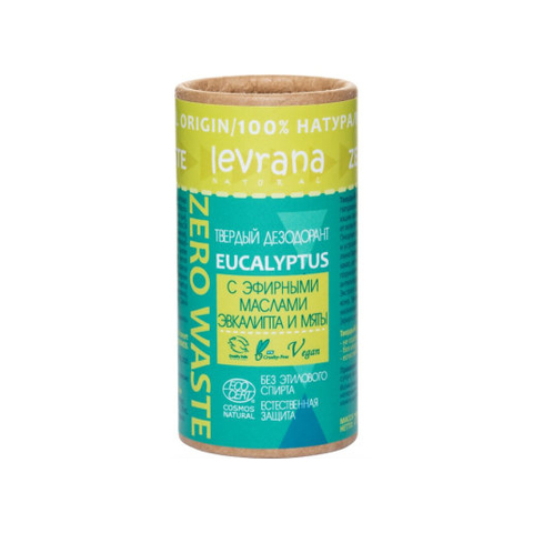 Твердый дезодорант Эвкалипт, 75 гр.