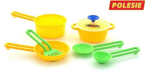 ПОЛЕСЬЕ Набор детской посуды