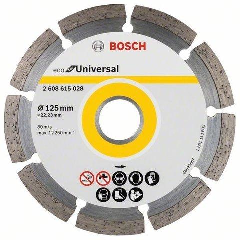 Алмазный отрезной круг ECO for Universal Turbo 180 мм