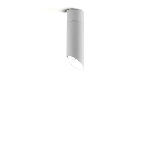 Потолочный светильник копия 45° by Vibia (H20, белый)