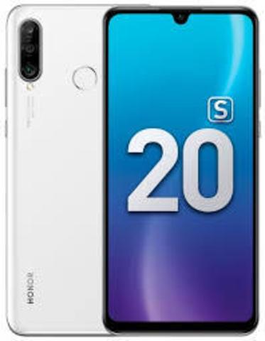 Смартфон Honor 20s 6/128GB Ледяной белый (MAR-LX1H)