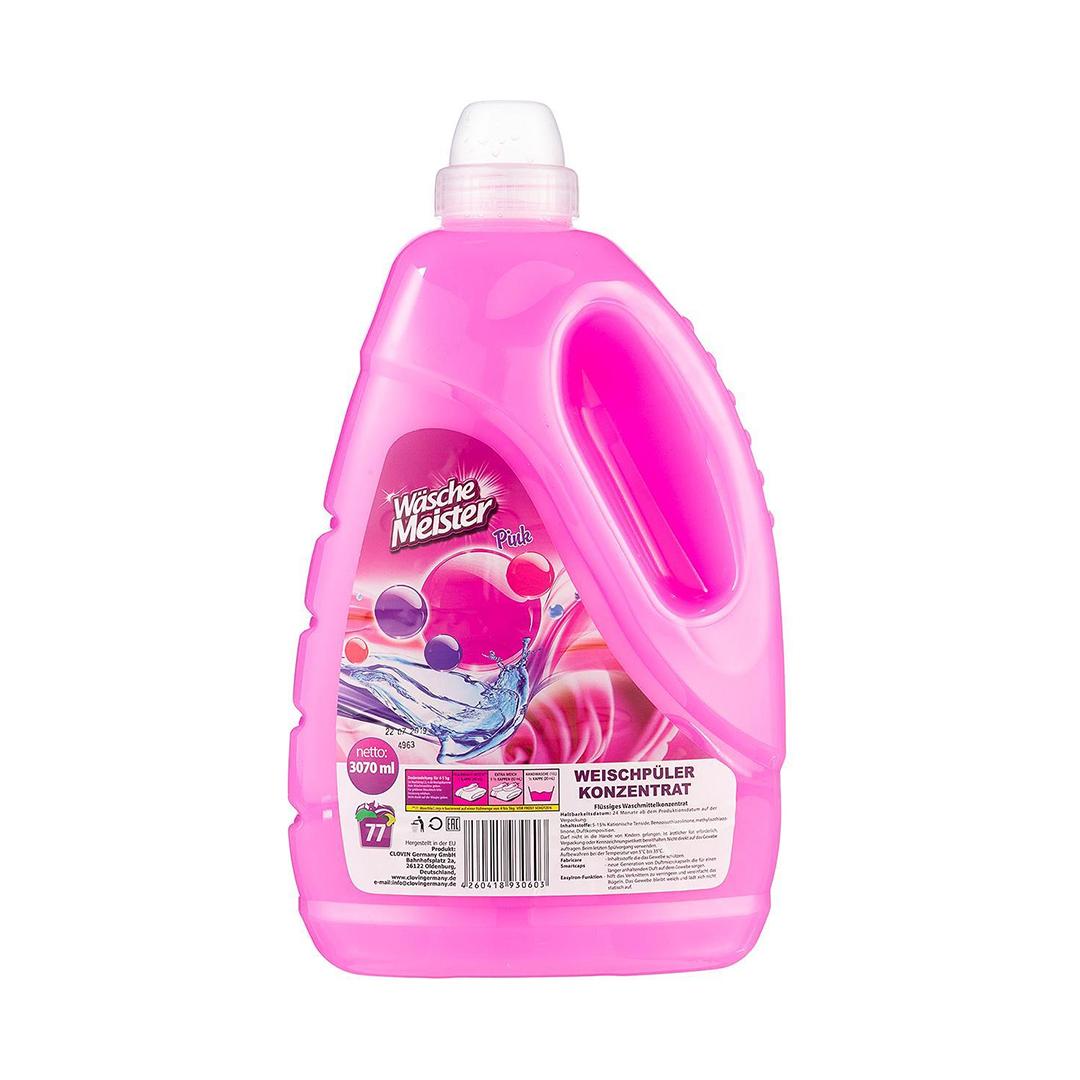 WascheMeister кондиционер - концентрат pink/розовый 3070 мл