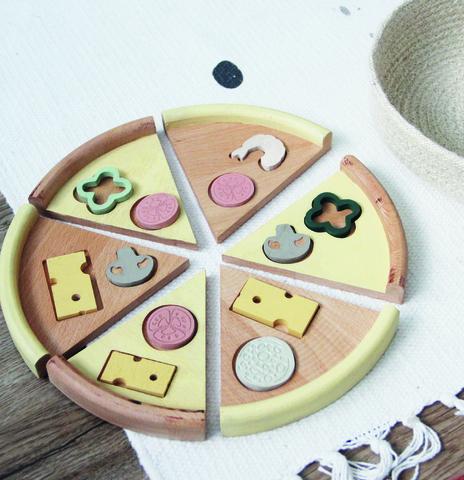 Сюжетный набор «Пицца»