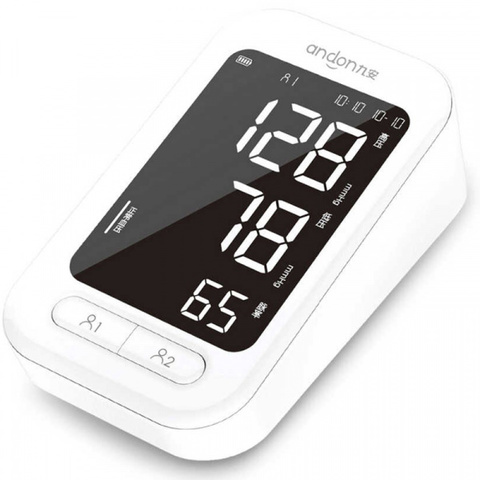 Тонометр Xiaomi Andon Smart Blood Pressure Monitor (KD-5907) белый