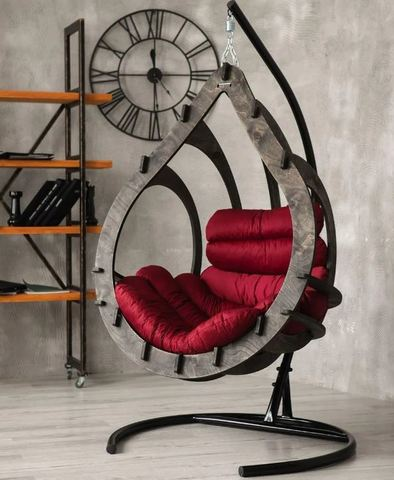 Подвесное кресло Каппуло Тик PK02