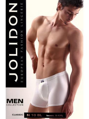 Мужские трусы Boxer N10BL Jolidon