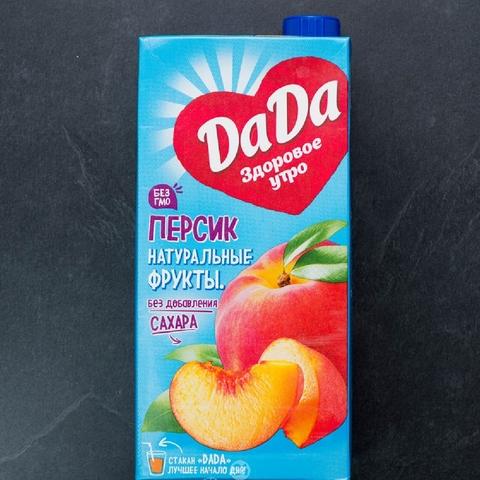 Сок DA-DA Персик 1,93 л КАЗАХСТАН