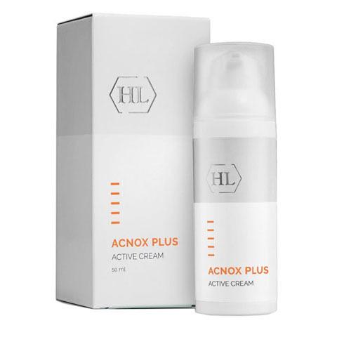 Holy Land Acnox Plus: Активный крем для проблемной кожи лица (Active Cream)