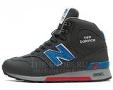 Кроссовки Мужские New Balance 1300 МЕХ Grey Blue