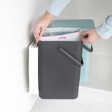 Набор ведер для мусора SORT&GO 12л (2шт), артикул 109980, производитель - Brabantia, фото 9