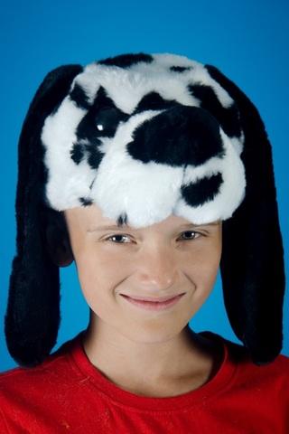 Карнавальная шапочка Собака