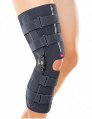 Регулируемый полужесткий коленный ортез Medi Collamed/Collamed long с шарниром physioglide TF