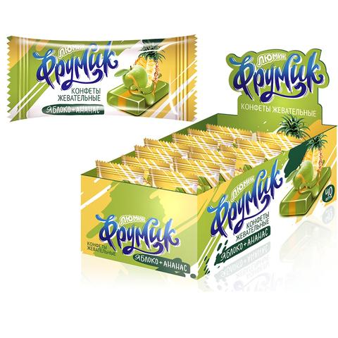 Жевательные конфеты Люмик