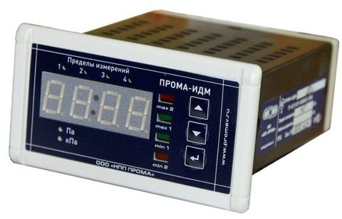 ПРОМА-ИДМ-016, измерители давления многофункциональные