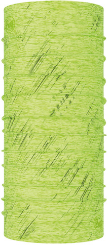 Бандана-труба летняя светоотражающая Buff CoolNet Reflective R-Lime Htr фото 1