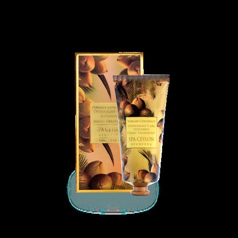 """Ночной интенсивный крем для рук """"ЧИСТЫЙ КОКОС""""(100гр)"""