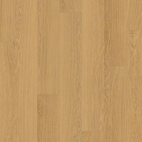 ПВХ плитка QS Pulse Click, 32 кл(PUCL40098,мм, 2,22 м2/7 шт/уп., Дуб чистый медовый)