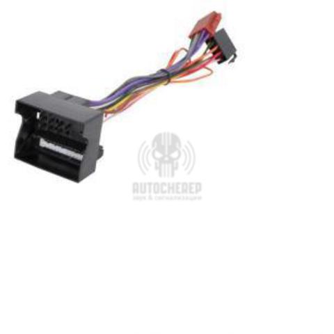 ISO- разъем Incar ISO VW-03  VW/Audi/Skoda/Seat
