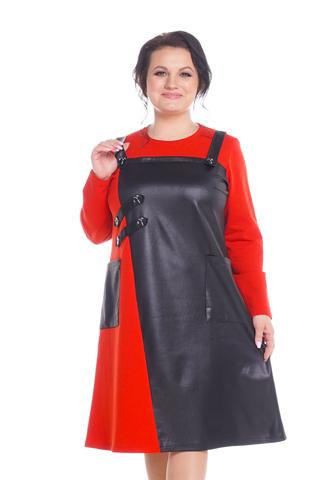 Платье-4858