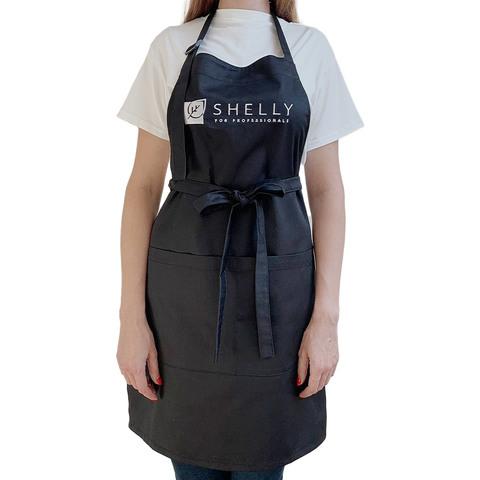 Фірмовий фартух Shelly чорний (1)